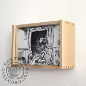 Shadow Boxes 3D Paper